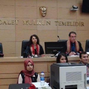 Türk yargı tarihinde bir ilk !