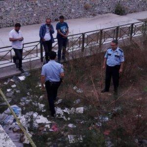 Köprü altında cansız bedenini buldular