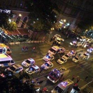 Budapeşte'de patlama: Yaralılar var