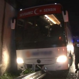 İstanbul Otogarı'nda feci kaza: 1 ölü, 2 yaralı