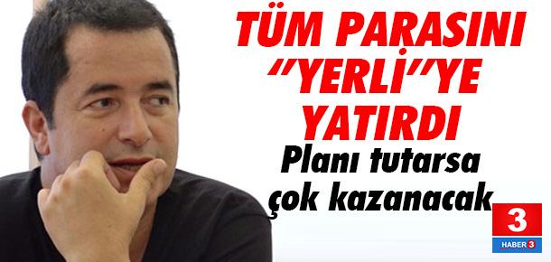 Acun Ilıcalı'nın 15 milyon seyircisi garanti!