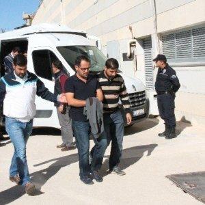 FETÖ operasyonunda 10 tutuklama !