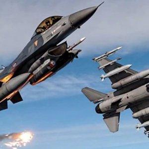 Muş Şenyayla ve Irak'ın kuzeyinde terör yuvaları vuruldu