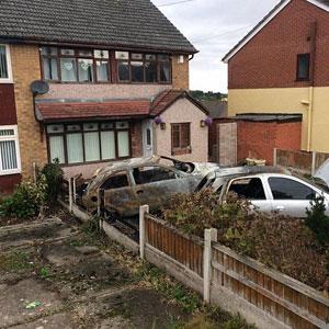 Mafya Gareth Bale'in evini yaktı !
