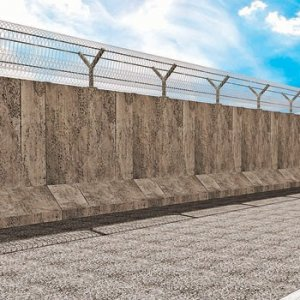 TOKİ sınıra 700 kilomterelik duvar yapacak