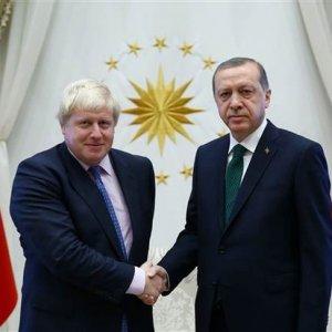 İngiliz basınından Johnson'a Türkiye eleştirisi