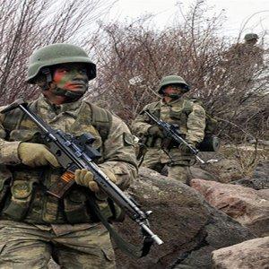 Mardin'de çatışma: 5 PKK'lı terörist öldürüldü