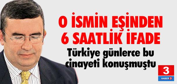 Türkiye'yi sarsan cinayette yeni gelişme !