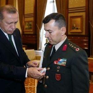 Erdoğan yaverini çakıyla sınamış
