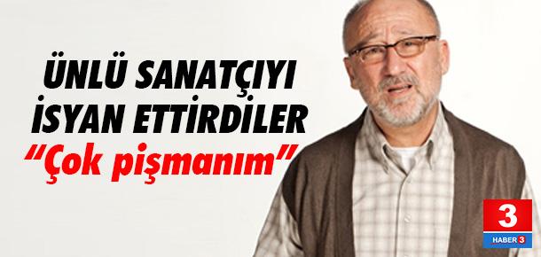 Altan Erkekli: O filmde oynadığım için çok pişmanım