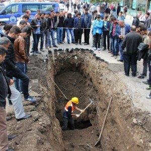 Osmanlı döneminden kalma su kanalları gün yüzüne çıktı