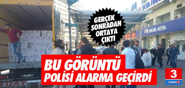 Bursa'da Bank Asya alarmı