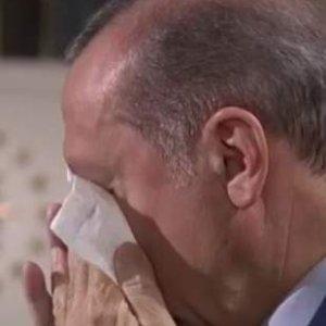 Erdoğan'ı ağlatan gazi Külliye'de memur oldu