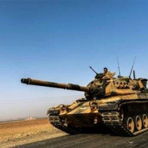 İngiliz gazeteden 1.000 Türk askeri Suriye'de iddiası !