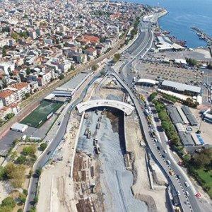 Avrasya Tüneli çevresinde konut fiyatları fırladı !