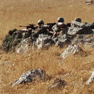 PKK'ya 4 ilde darbe: 18 terörist öldürüldü