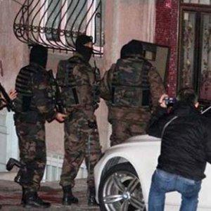 Gaziantep'te IŞİD operasyonu: 4 gözaltı