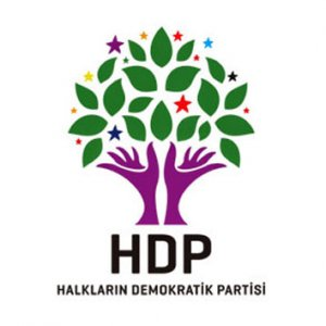 HDP'li eş başkan gözaltına alındı !