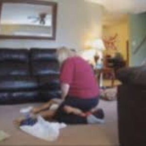 ABD'de bakıcı kadın down sendromlu çocuğa böyle işkence yaptı