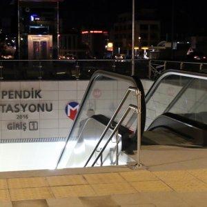 Kartal-Pendik-Tavşantepe metrosu açıldı