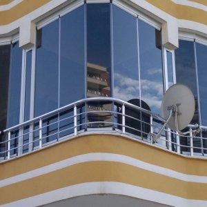 Cam Balkonlarda Son Trend Modeller