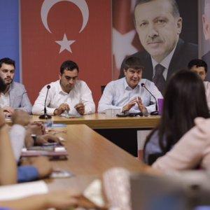 Başkan Türel gençlerle buluştu
