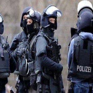 Almanya'da aranan terör şüphelisi Suriyeli yakalandı
