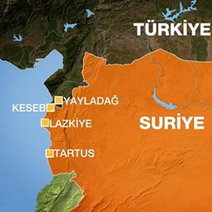 Rusya, Suriye'de üs kuruyor