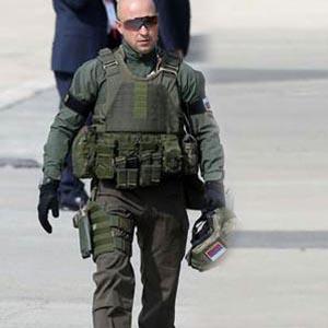 Putin böyle korunuyor