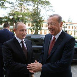 Rus basını Erdoğan-Putin görüşmesini nasıl gördü ?