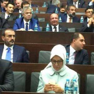 AK Parti grubunda Cengiz Kurtoğlu sürprizi