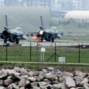 Diyarbakır Hava Üssü'nün rütbesi söküldü