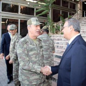 Genelkurmay Başkanı Şırnak'ta