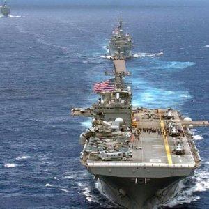 ABD savaş gemisine füzeli saldırı