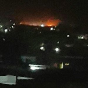 Sınırda büyük patlama: Çok sayıda ölü var