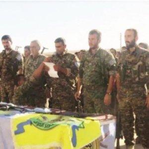 ABD'den PKK'lı teröristlere sertifikalı tank eğitimi
