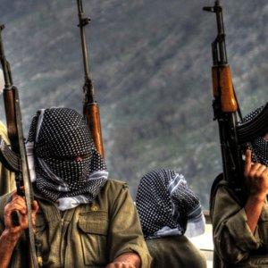 Saldırı hazırlığındaki 5 terörist öldürüldü !