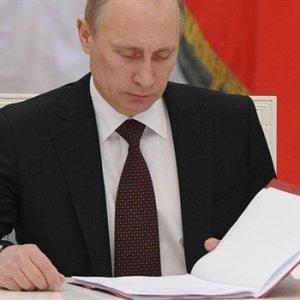 Rusya'dan Suriye kararı ! Putin imzayı attı