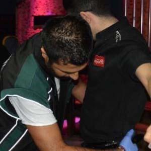 Bursa'da 500 polisle operasyon