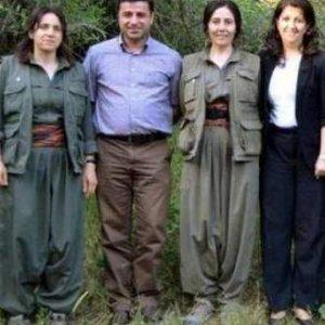 HDP'nin hain ''Peri''si !