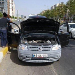 Aranan bombalı araç Diyarbakır'da bulundu