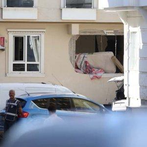 Antep'te kendini patlatan teröristin kimliği belli oldu