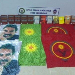 Belediye binası mı, PKK üssü mü ? FETÖ kitabı da çıktı