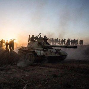 Musul savaşında ikinci gün