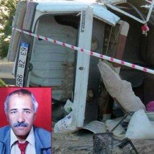 AK Parti'ye kötü haber, kazada öldü