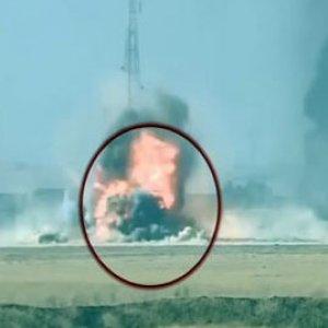 DAEŞ'ten Irak ordusuna bombalı saldırı