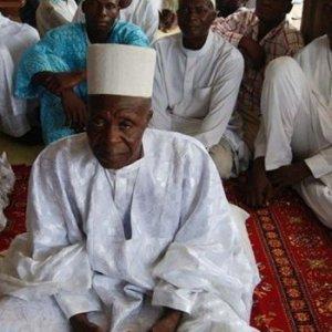O tam 92 yaşında ama 97 eşi, 185 çocuğu var !