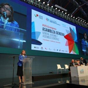 Şahin, UCLG'nin Başkan Yardımcılığına seçildi