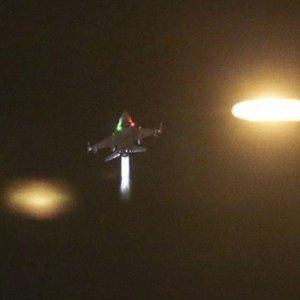 Ankara'da savaş uçaklarıyla darbe keşfi