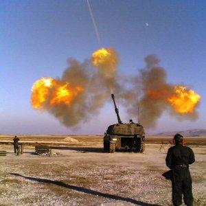 TSK'dan flaş açıklama: Afrin'den havan mermileri atıldı